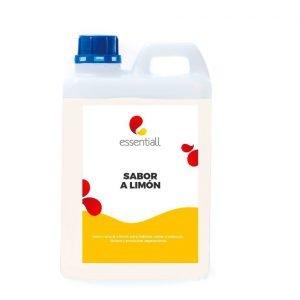 Sabor natural a limón